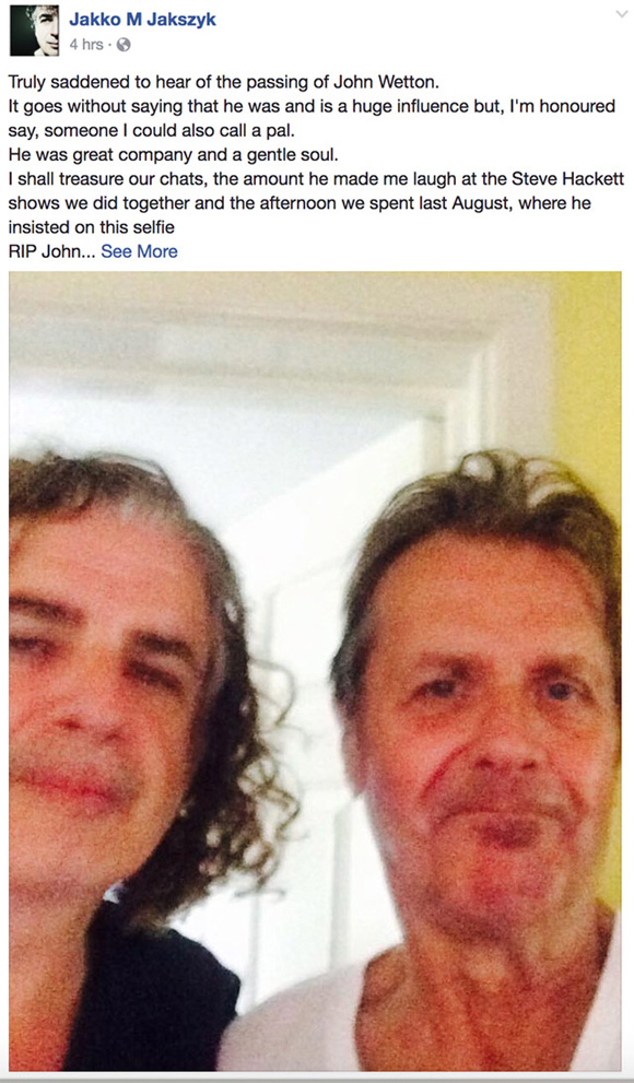 Guitar Aficionado Magazine Ron Wood David Gilmour Dwight Yoakam 2015