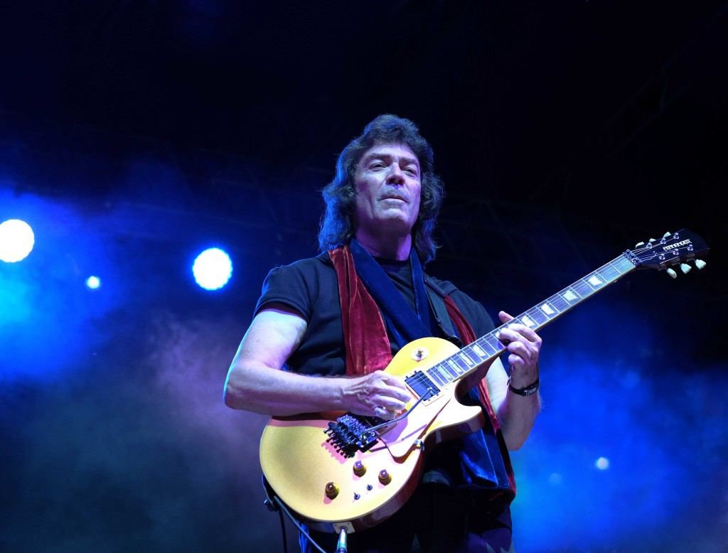 Steve Hackett - photo credit: