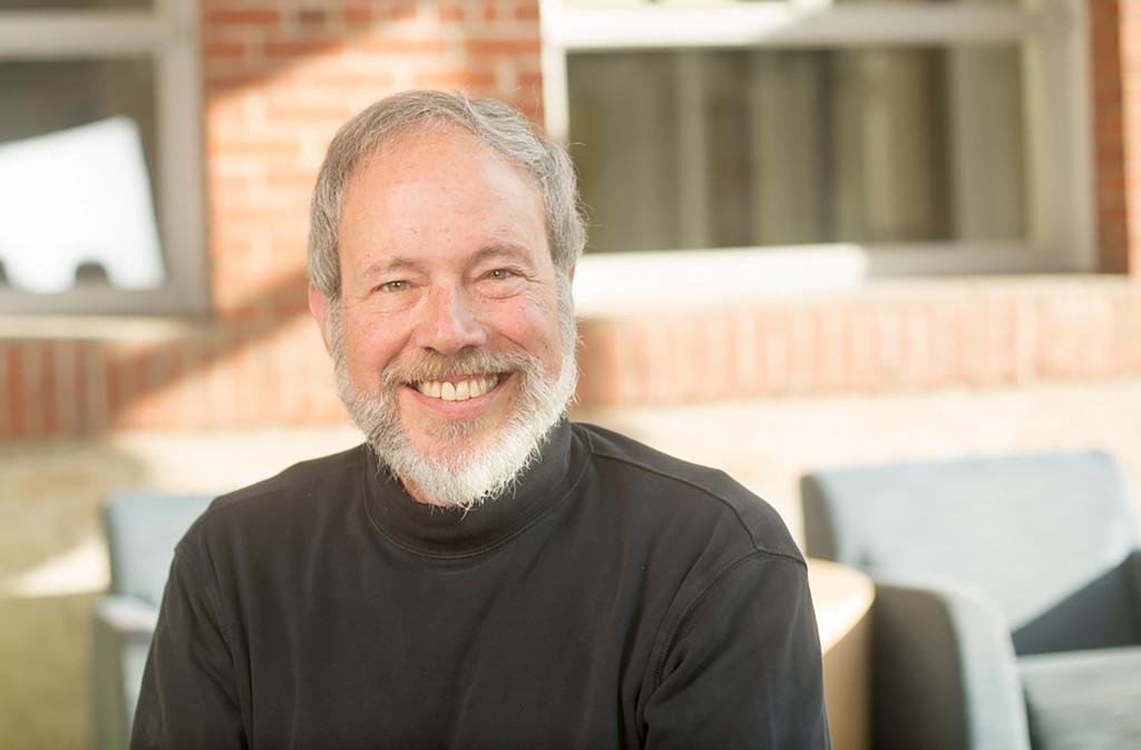 Tom Wheeler - photo courtesy of the University of Oregon.